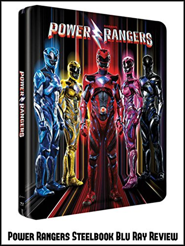- Review: Power Rangers Steelbook Blu Ray Review