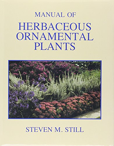 Manual of Herbaceous Ornamental Plants