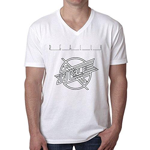 J J Cale Really T Shirt Mens V Neck - Dresses Holt Olivia