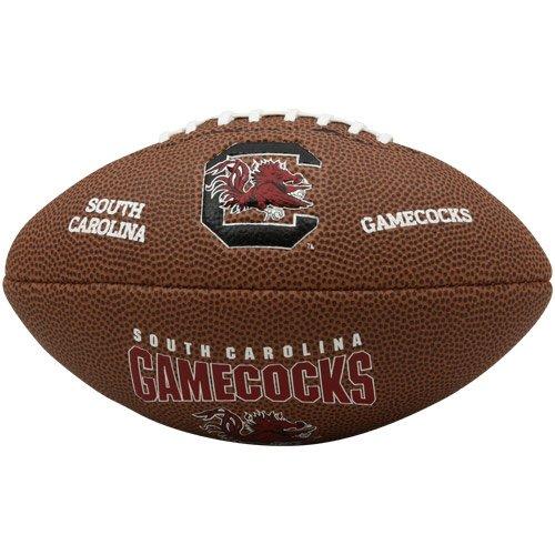 NCAA South Carolina Fighting Gamecocks Team Football, Mini, (South Carolina Gamecock Football)