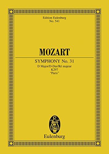 mozart symphony 31 score - 2