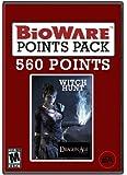 BioWare Points 560 Witch Hunt [Online Game Code]