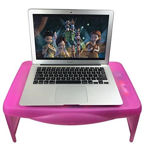 Kids Folding Lap Desk Pink Foldable Lap Tray With