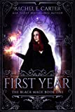 Book cover image for First Year (The Black Mage Book 1)