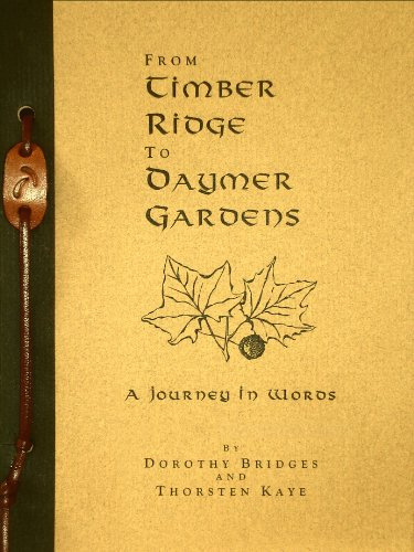 From Timber Ridge to Daymer Gardens: A Journey In Words