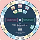AMA-Quintenzirkel / Circle of Fifths for Guitar