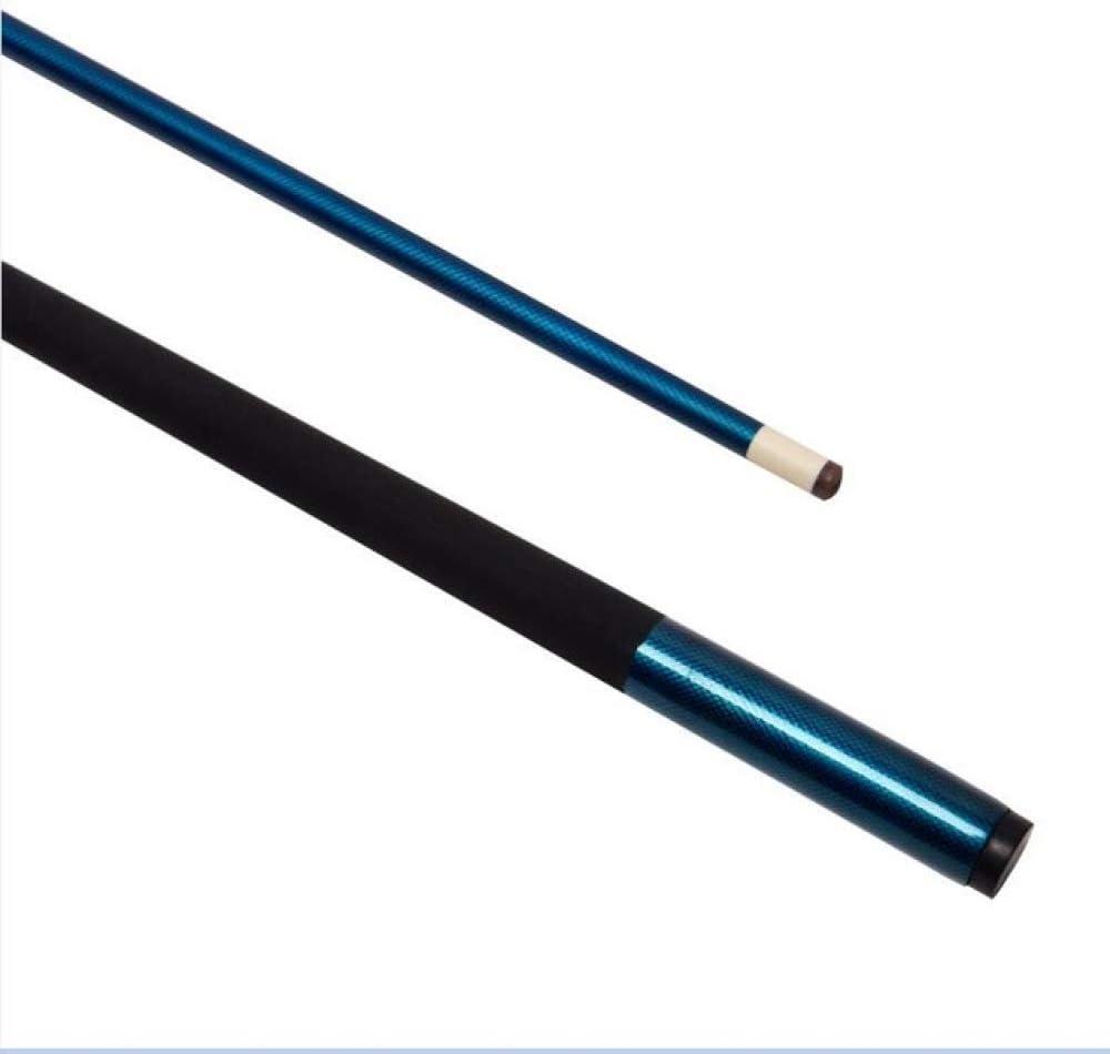 1/2 Snooker Cue Stick 9,5mm Tip Club Tacos de Billar Azul: Amazon.es: Deportes y aire libre