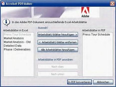 Adobe Acrobat 8 Standard: Amazon.de: Software
