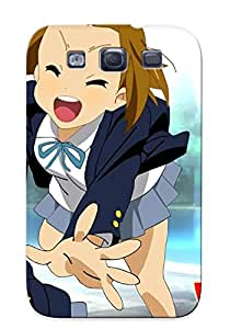 Awesome Design K-on! Hard Case Cover For Galaxy S3(gift For Lovers)