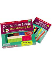 Learning Resources LER7500 Cuisenaire Rods Introductory Set, 74 Rods