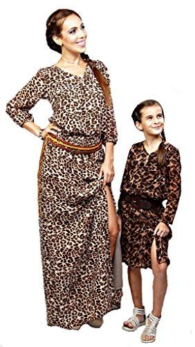 Hippie Chic Maxi Dress - 4