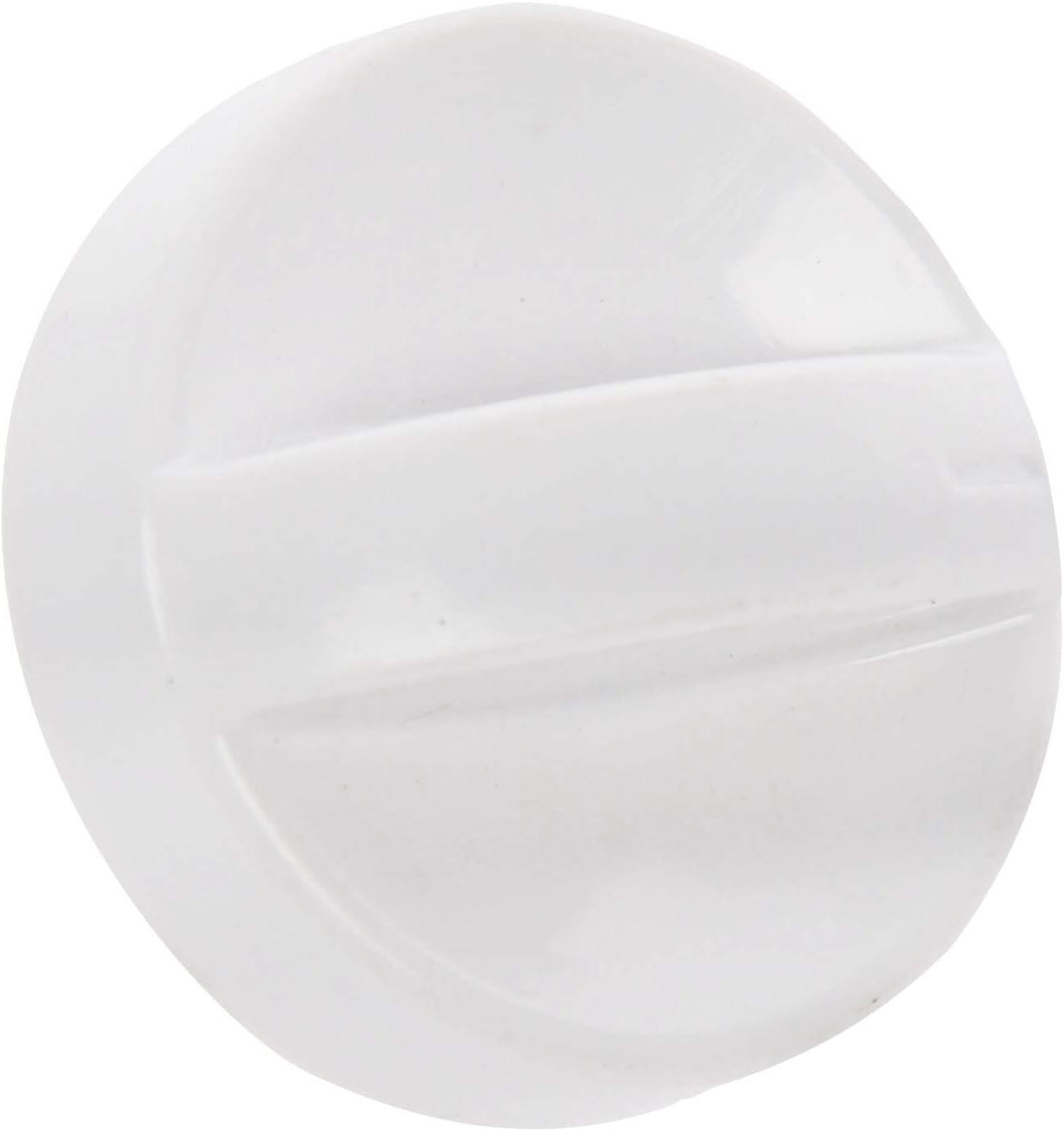Nrpfell Horno de microondas 11 mm de Largo de Carrete de plastico Perilla giratoria Temporizador