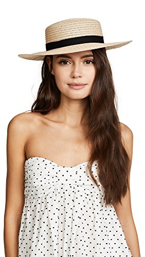Eugenia Kim Women's Colette Dream On Sun Hat, Natural, One Size by Eugenia Kim