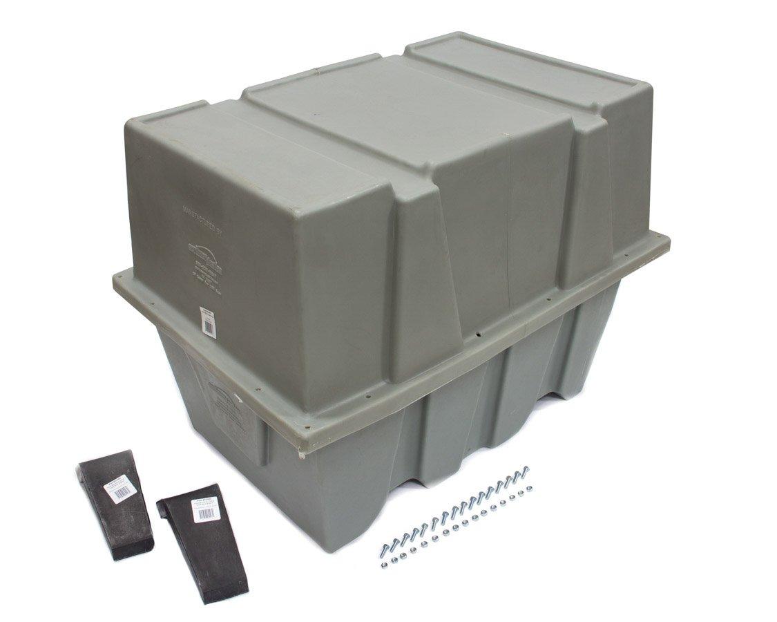 Scribner Plastics 5108CHEV Engine Case (SBC Long Block), 1 Pack