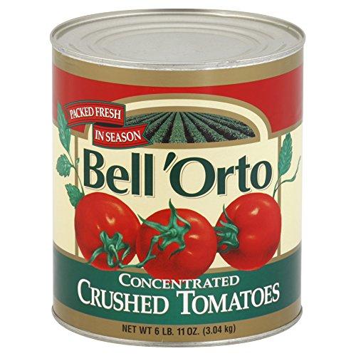 (Bell'Orto Crushed Tomato Puree (6lb Tin))