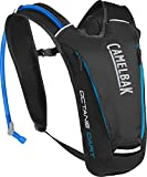 CamelBak Octane Dart Crux Reservoir Hydration Pack, Black/Atomic Blue, 1.5 L/50 oz