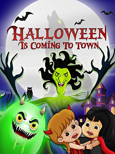The Song Halloween Is Coming (Halloween is coming to town)