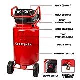 Craftsman Air Compressor, 20 Gallon Oil-Free 1.8 HP