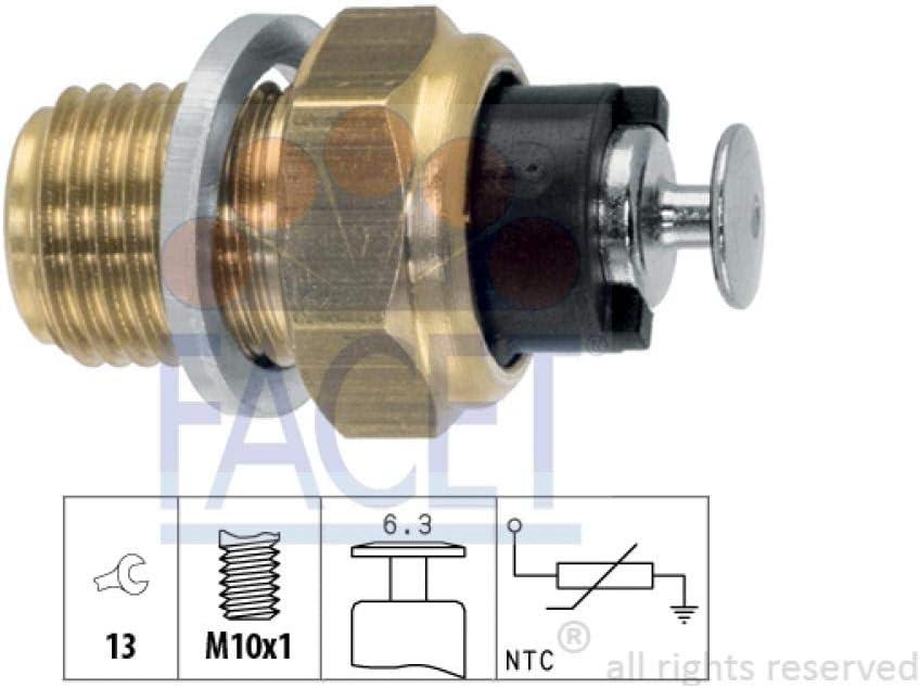 7.3093 Engine Coolant Temperature Sensor Facet