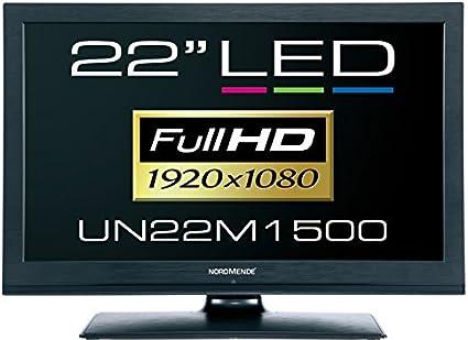 Nordmende UN22M1500 LED TV - Televisor (55,88 cm (22