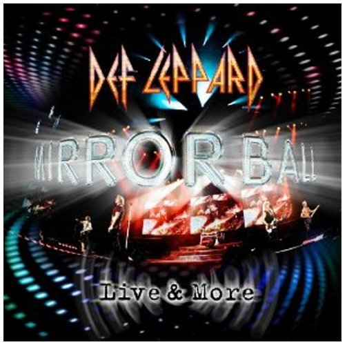 Def Leppard: Mirror Ball-Live & More (Audio CD)