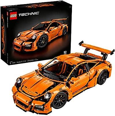 Lego Technic Porsche 911 Gt3 Rs 2704 Pieces