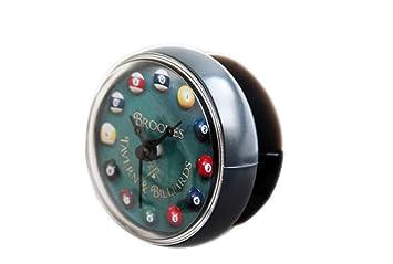 LybSclock Reloj de baño Digital baño Reloj de Cocina Reloj de Agua a Prueba de Agua Reloj de Pared Reloj de succión: Amazon.es: Hogar