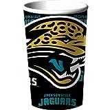 Jacksonville Jaguars 22 oz Stadium Cups 18 Pack