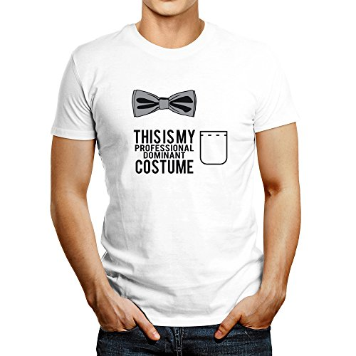 [Idakoos this is my Professional Dominant costume - Occupations - T-Shirt] (Male Dominant Costume)