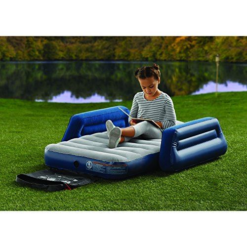 Price comparison product image Ozark Trail' Kids Camping Airbed w / Travel Bag,  Set of 2