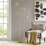 Ink+Ivy Colson Floor Lamp Gold See Below