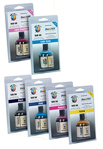 BISONTEC DuraFIRM 120ml Bulk Pigment Ink for HP 932 / 933 / 934 / 935 / 950 / 951