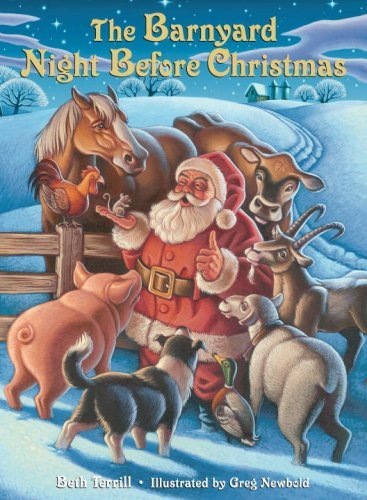 The Barnyard Night Before Christmas (Picture Book) PDF