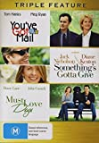 Must Love Dogs / Something's Gotta Give / You've Got Mail | 3 Discs | NON-USA Format | PAL | Region 4 Import - Australia