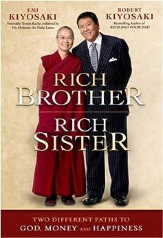 Rich Brother, Rich Sister by [Kiyosaki, Emi]