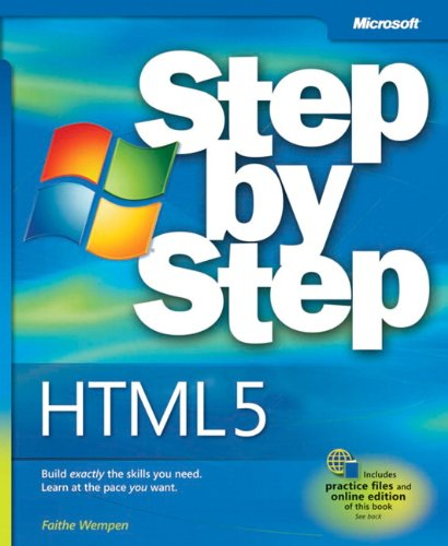 HTML5 Step By Step (Step By Step Developer)