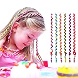 Accessories Girls Best Deals - Pack of 6 Women Girl Hair Styling Twister Clip Braider Tool DIY Accessories (Mix Colors)