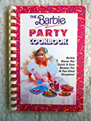 Barbie Party Cookbk