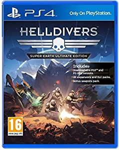 Helldivers super earth ultimate edition (Ps4)