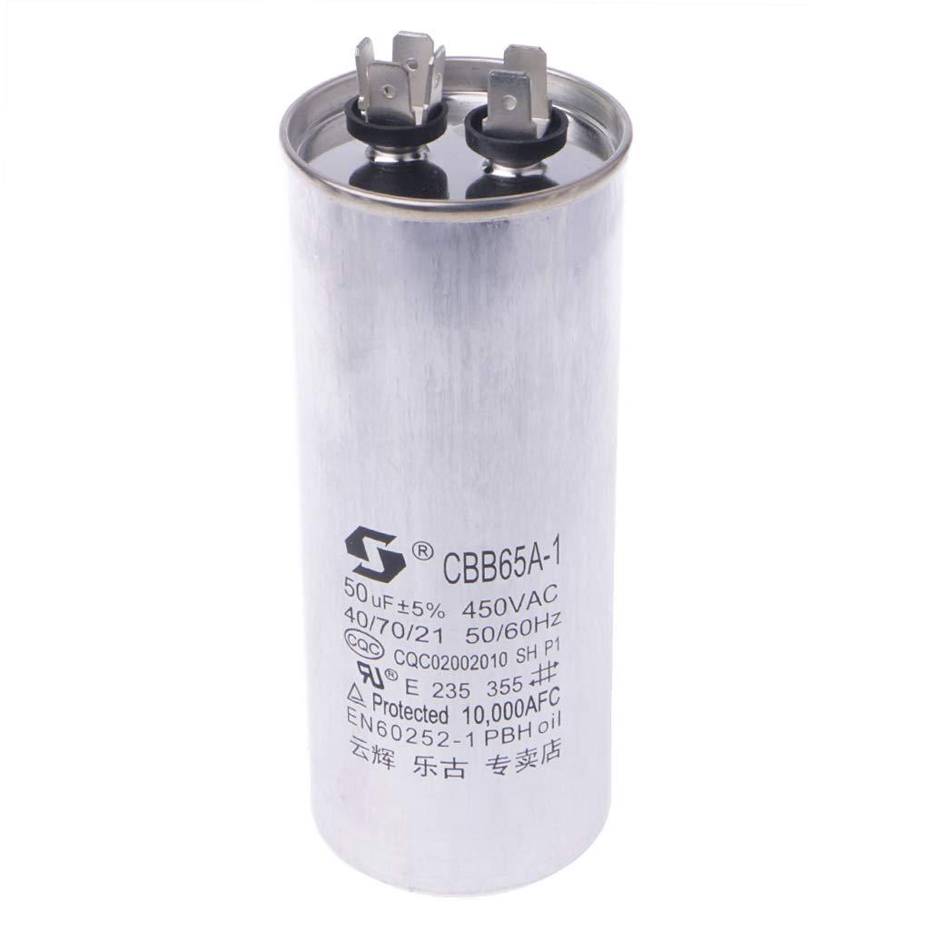 AC 450/V 50//60/Hz 25uF Motore condensatore per aria condizionata