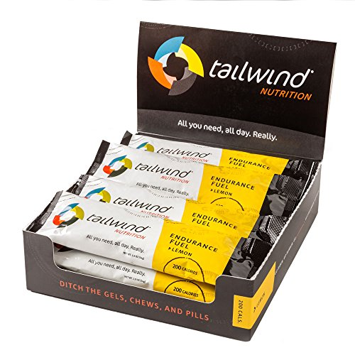 Tailwind Nutrition 12-Pack Lemon Stick Packs
