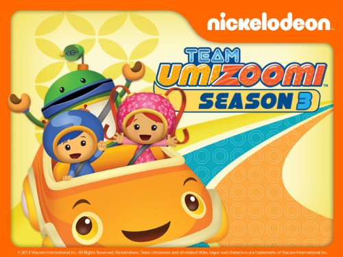 amazoncom team umizoomi season 3 amazon digital