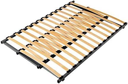 Somier de cama extensible de 81 a 155 cm de ancho x 185 cm