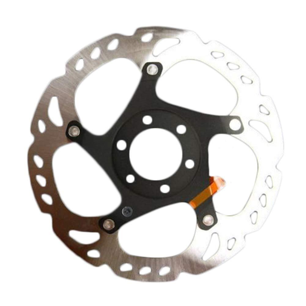 Shentesel 1Pc Bicycle Ice-Tech 6-Bolt Disc Brake Rotor for Shimano XT/Saint RT86-180mm by Shentesel