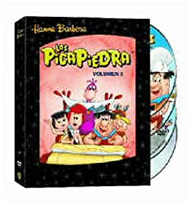 Pack Los Picapiedra Vol.2 [DVD]