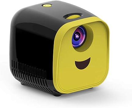 Opinión sobre Faxiang Proyector LCD portátil Mini proyector l1 para Entretenimiento en el hogar para vivibright