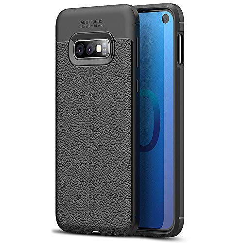Olixar Leather Back Case Compatible with Samsung...