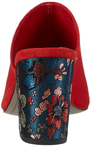 Tamaris Women's 27218 Open Sandals Red (Sangria 536) E5X4qvT3fI