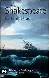 La tempestad El Libro De Bolsillo - Bibliotecas De Autor