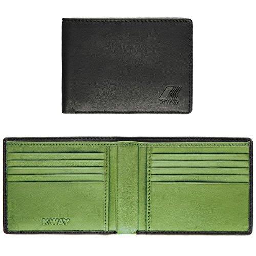 Portafogli - K-colorblock 5dkk9203 G3 GREEN